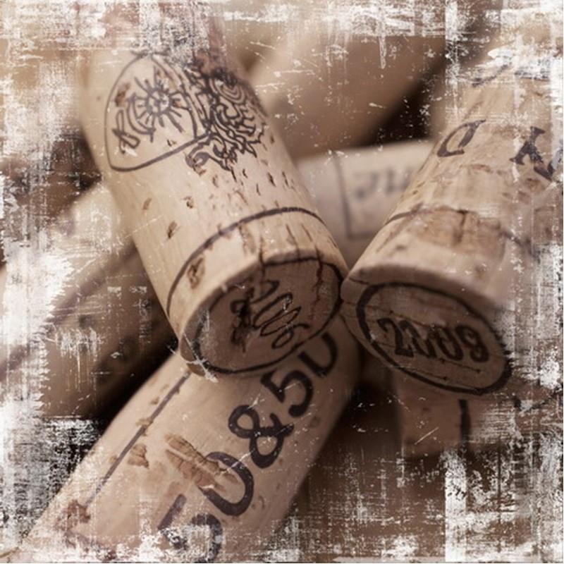 Três Rolhas de Vinho - Quadros