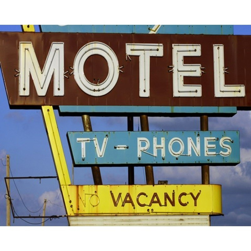 Placa de Motel - Tv / Phones - Quadros