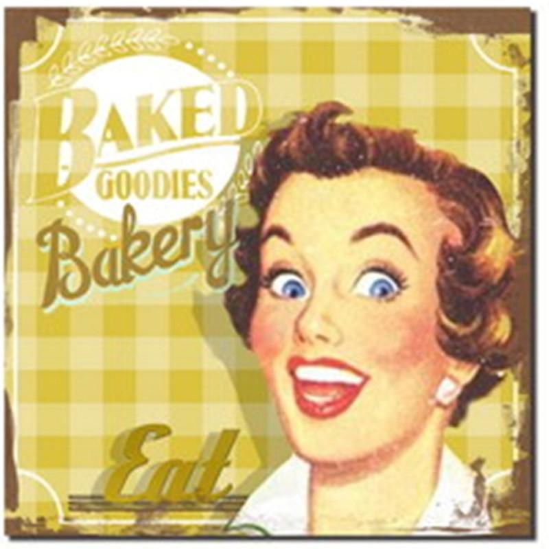 Eat Baked - Quadros