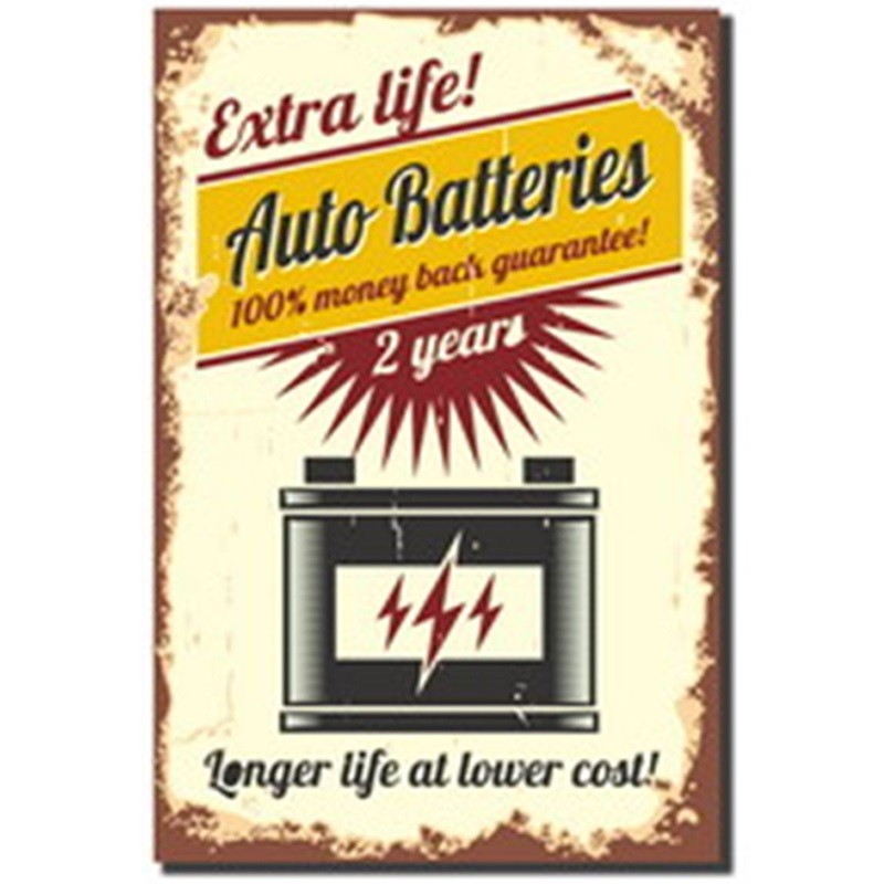 Auto Batteries - Quadros
