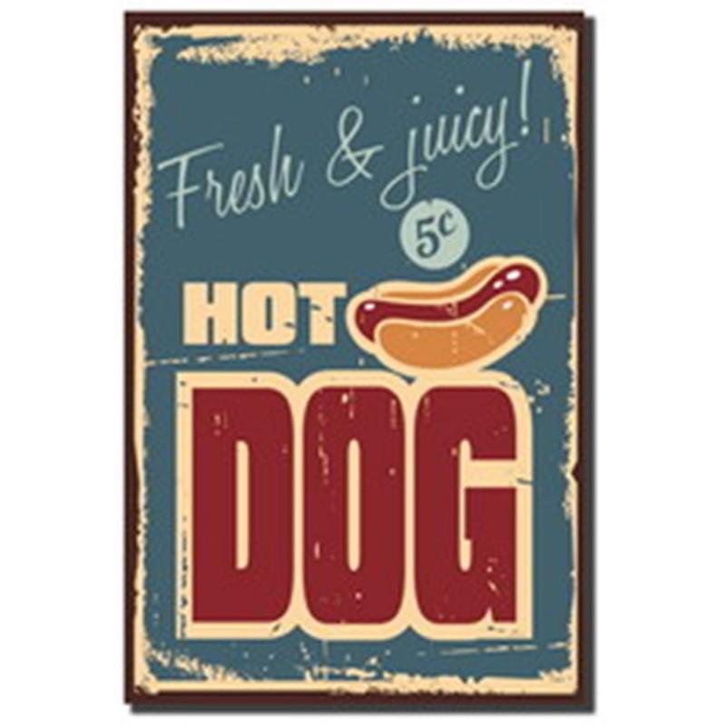 Hot Dog - Quadros