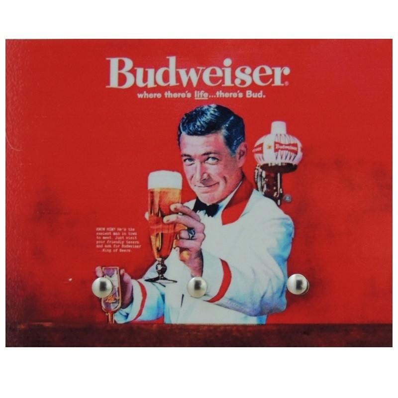 Budweiser -  Porta Chaves