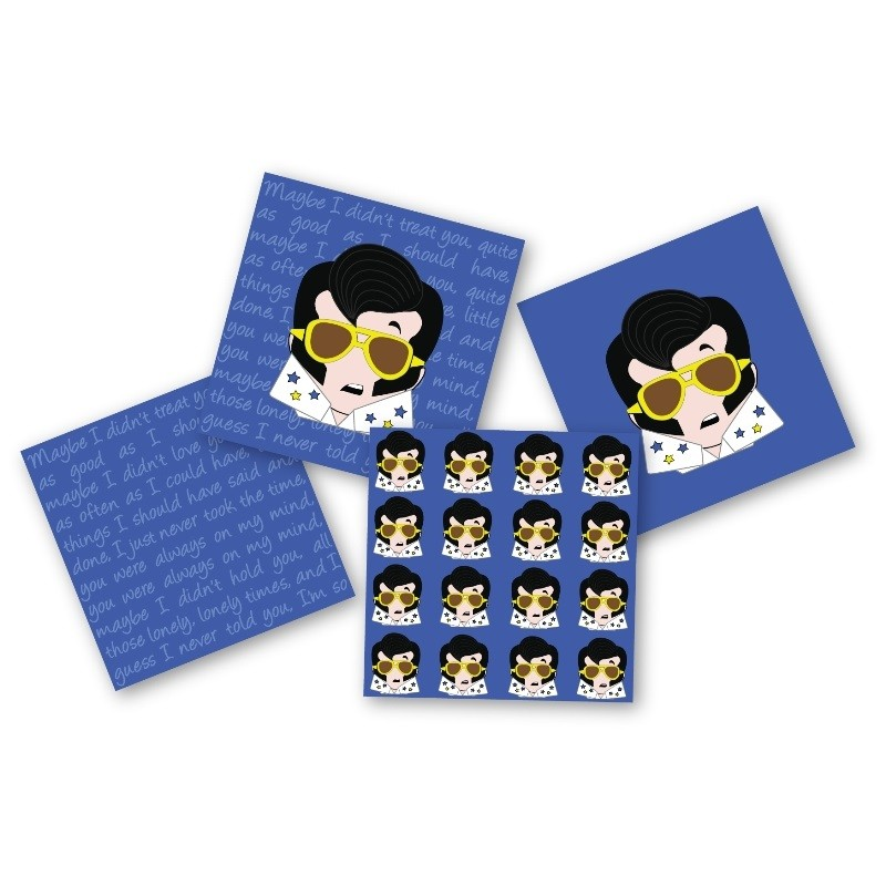 Elvis Presley - Porta Copos