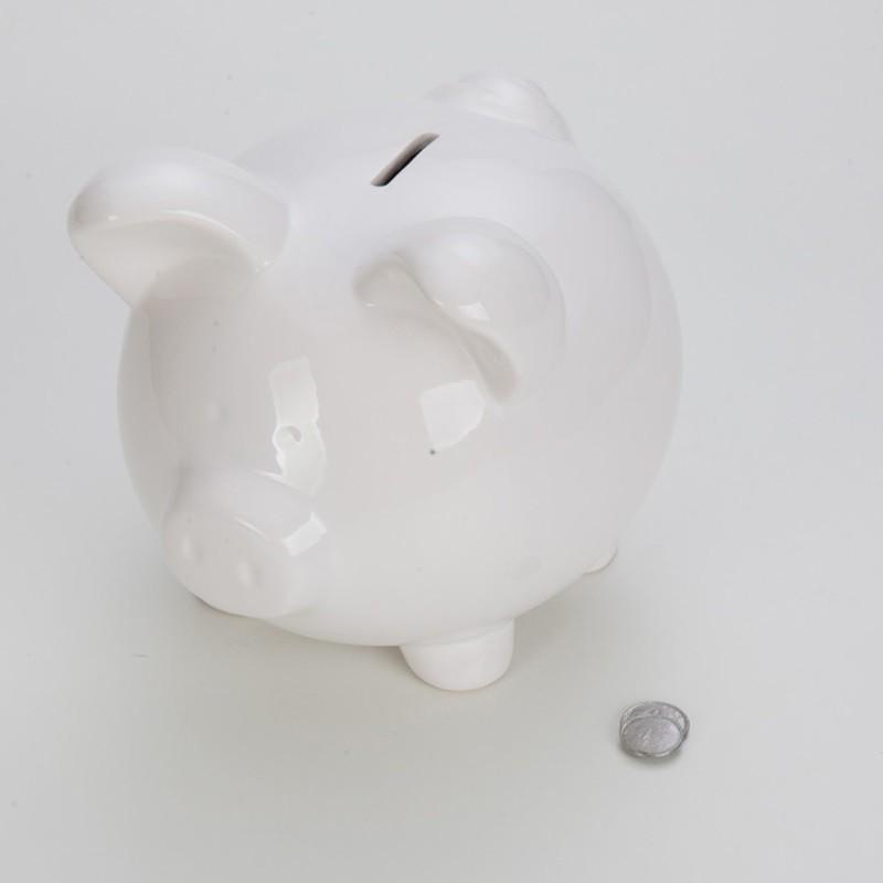 Porco Branco - Cofre