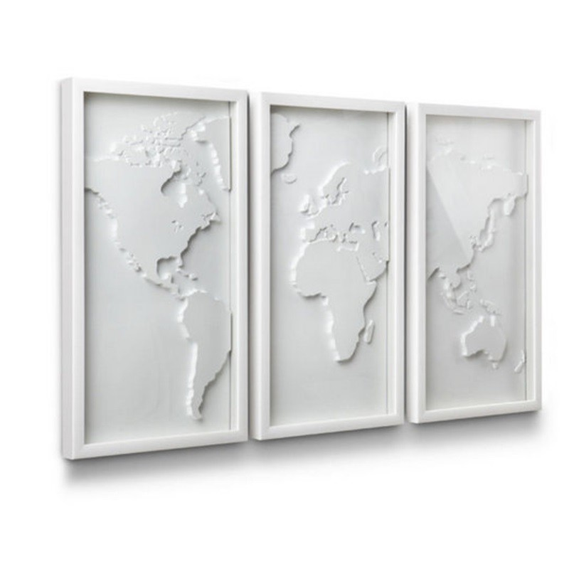 Mapa - Quadro