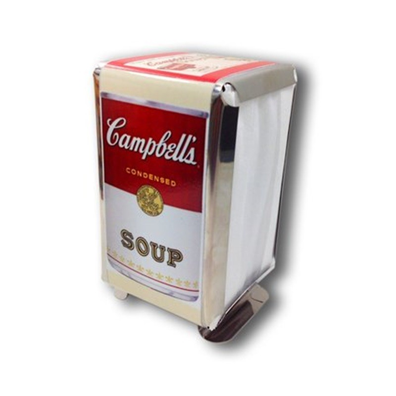Sopa Campbell's  - Porta Guardanapos