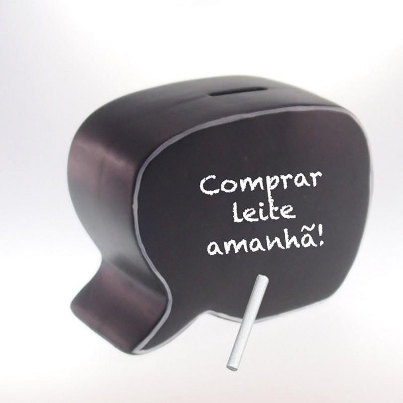 Mensagem - Lousa - Cofre