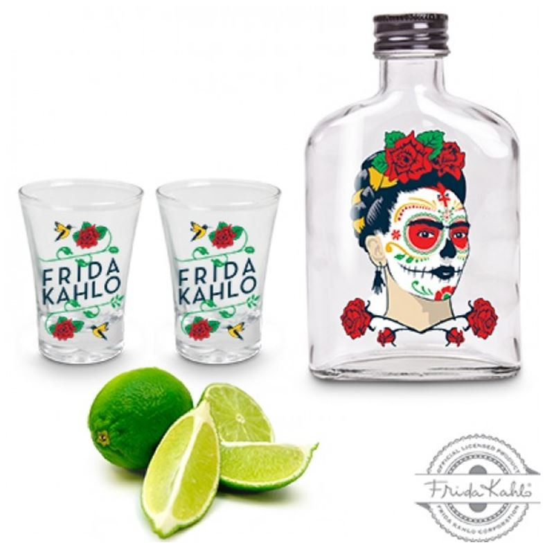 Frida Kahlo - Kit Tequila