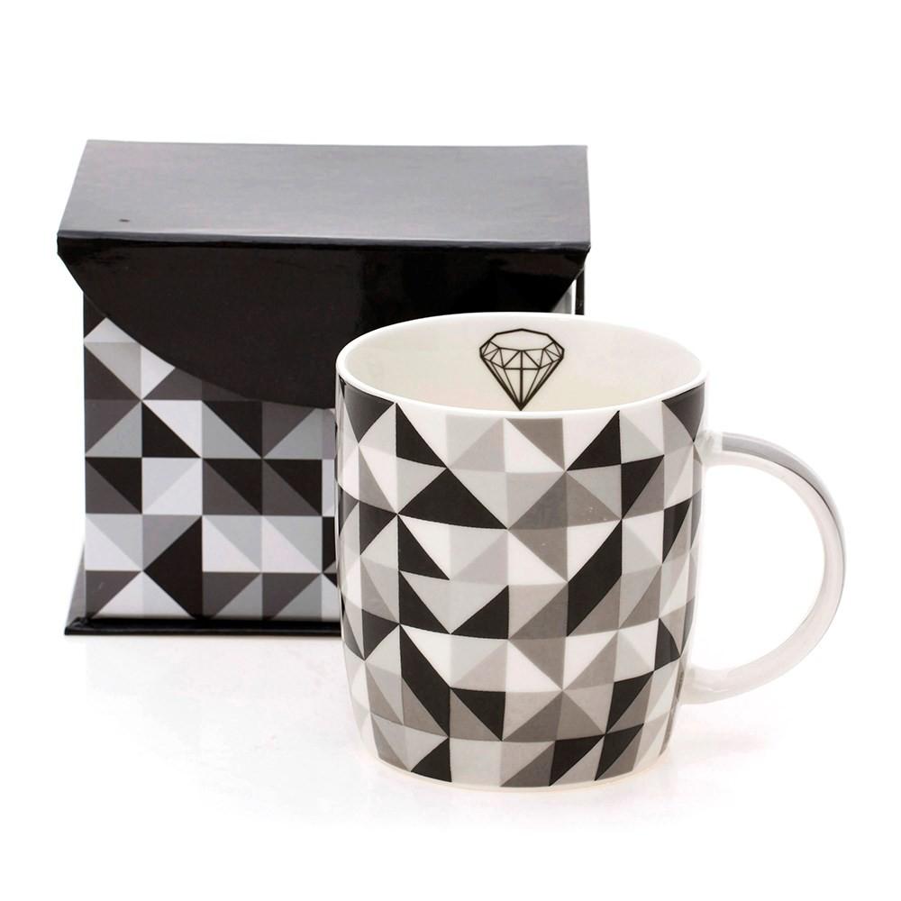 Textura Diamante - Caneca