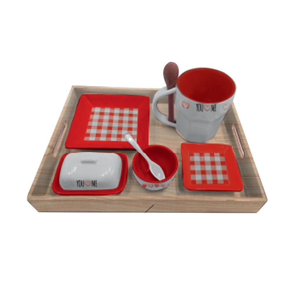 Você e Eu - Kit Café da Manhã