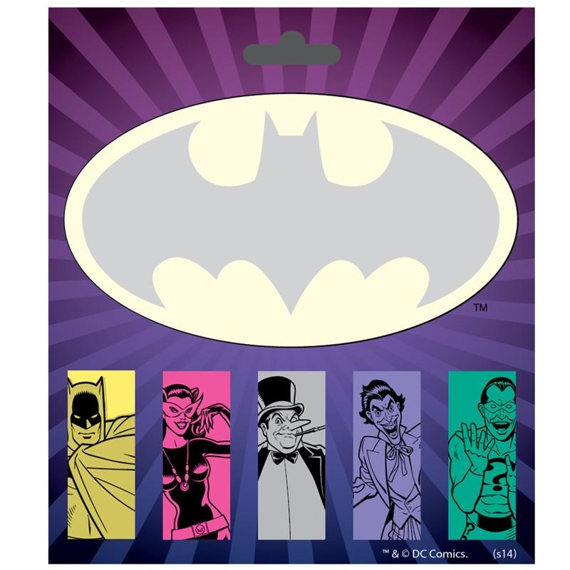 Batman - Kit de Blocos de Anotação