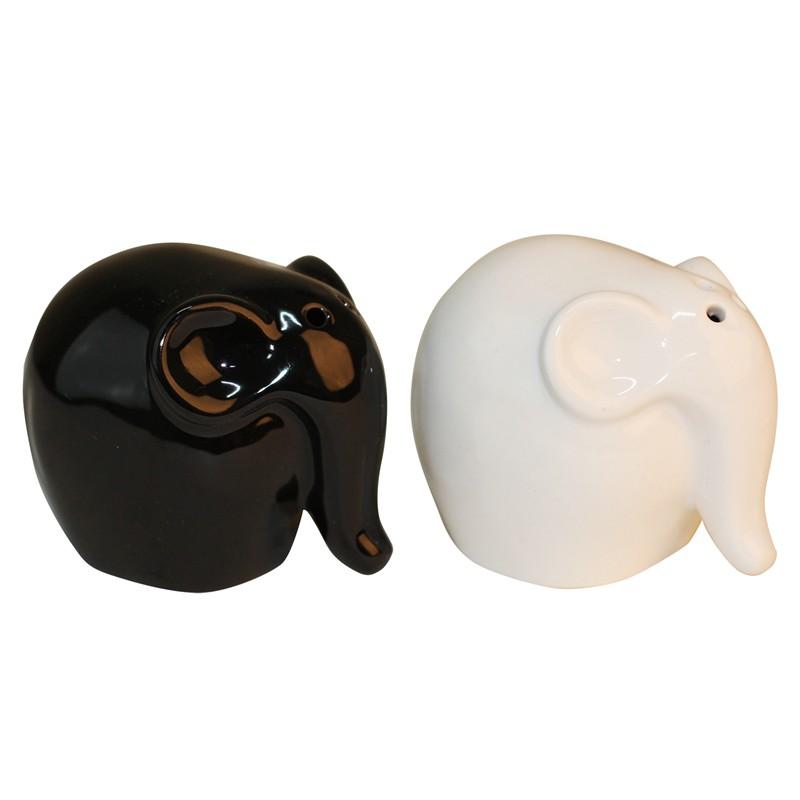 Elefantes - Saleiro e Pimenteiro