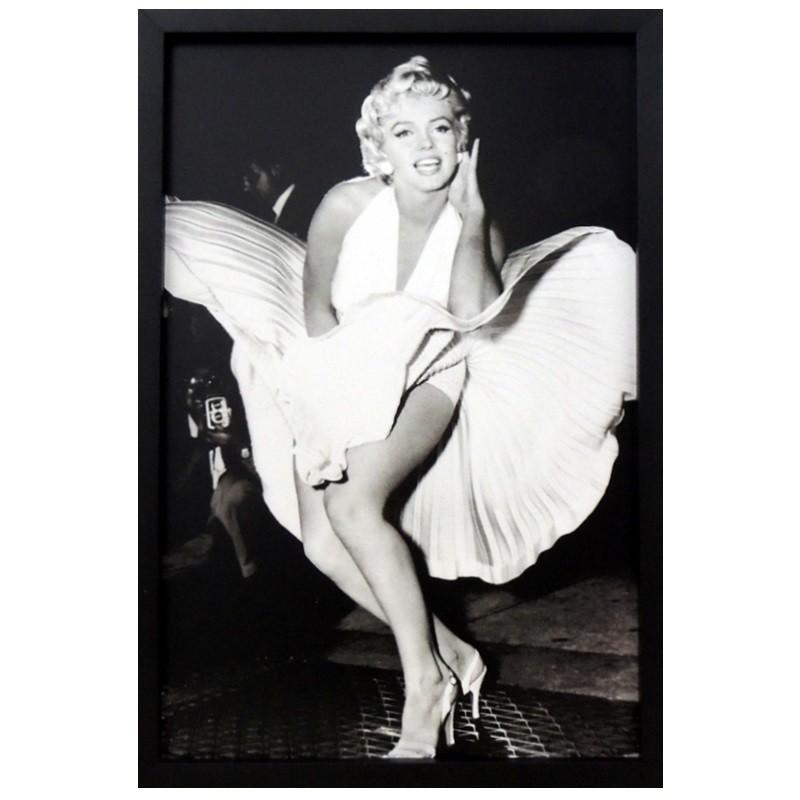 Marilyn Monroe 2 - Quadros Retrô