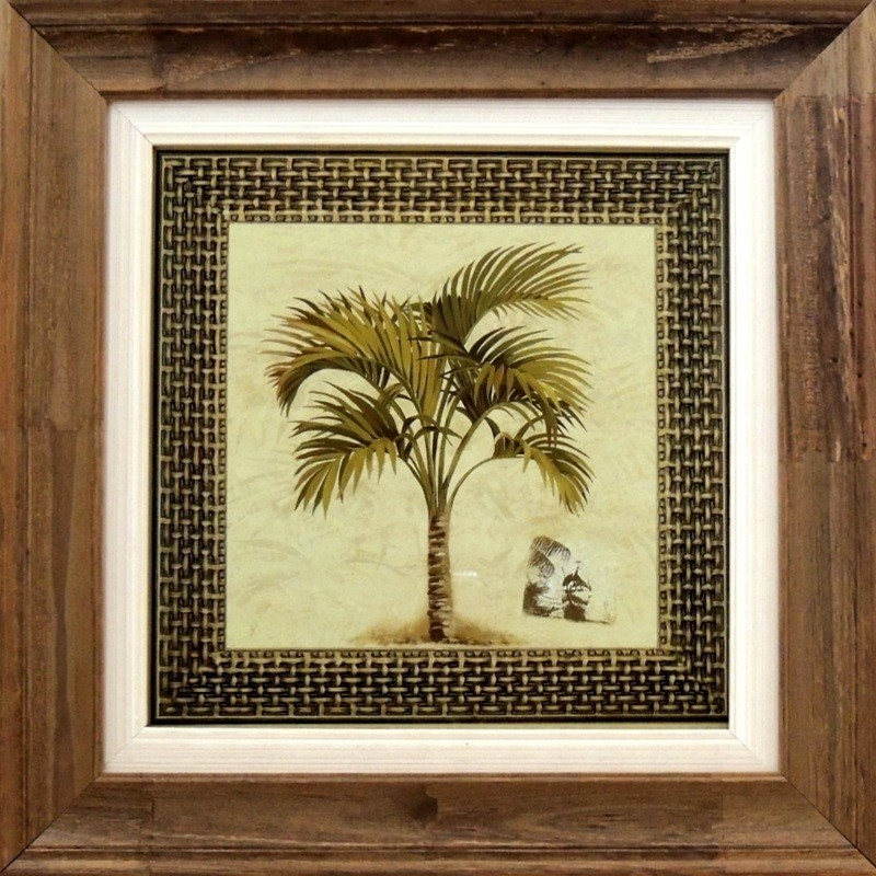 Coqueiro - Quadros Natureza