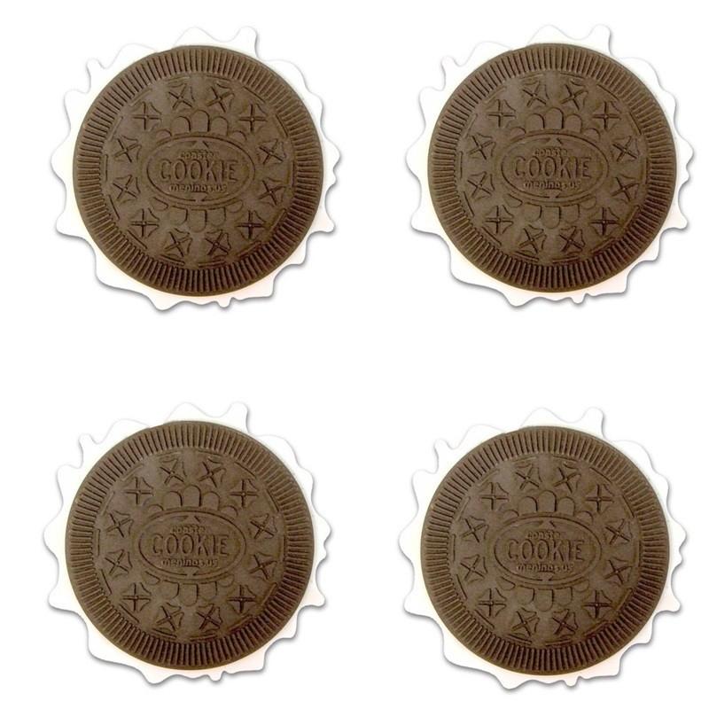Porta Copos - Cookies