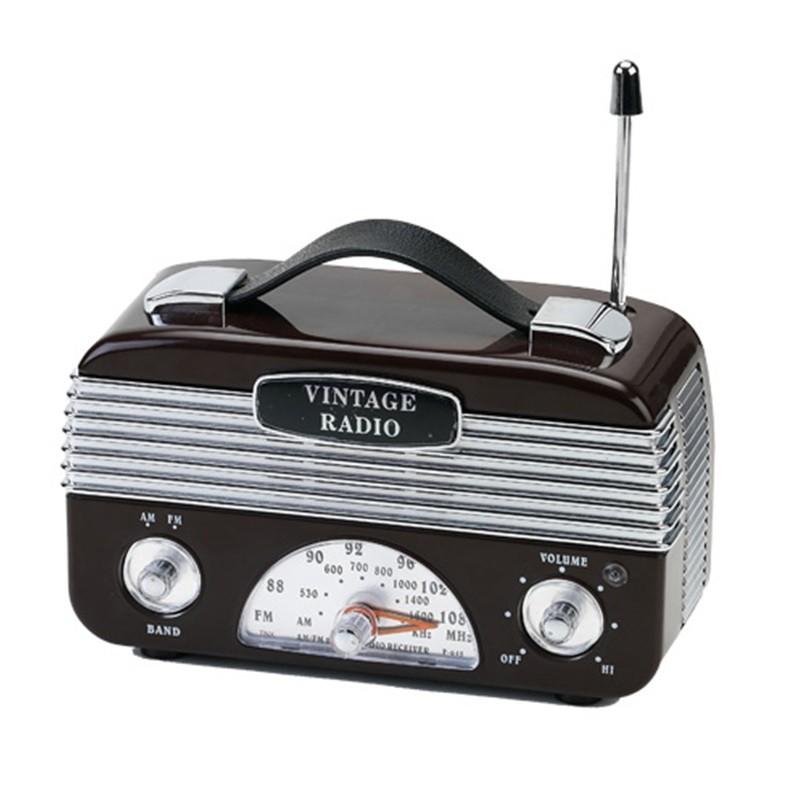 Rádio Vintage AM/FM