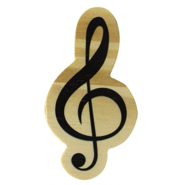 Nota Musical - Cabideiro