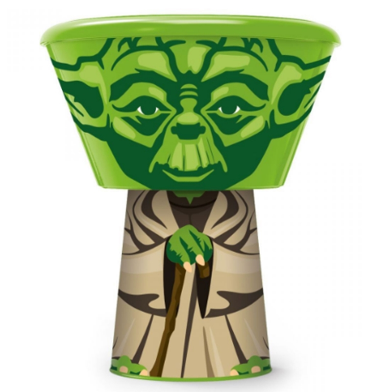 Mestre Yoda - Kit Para Lanches Star Wars