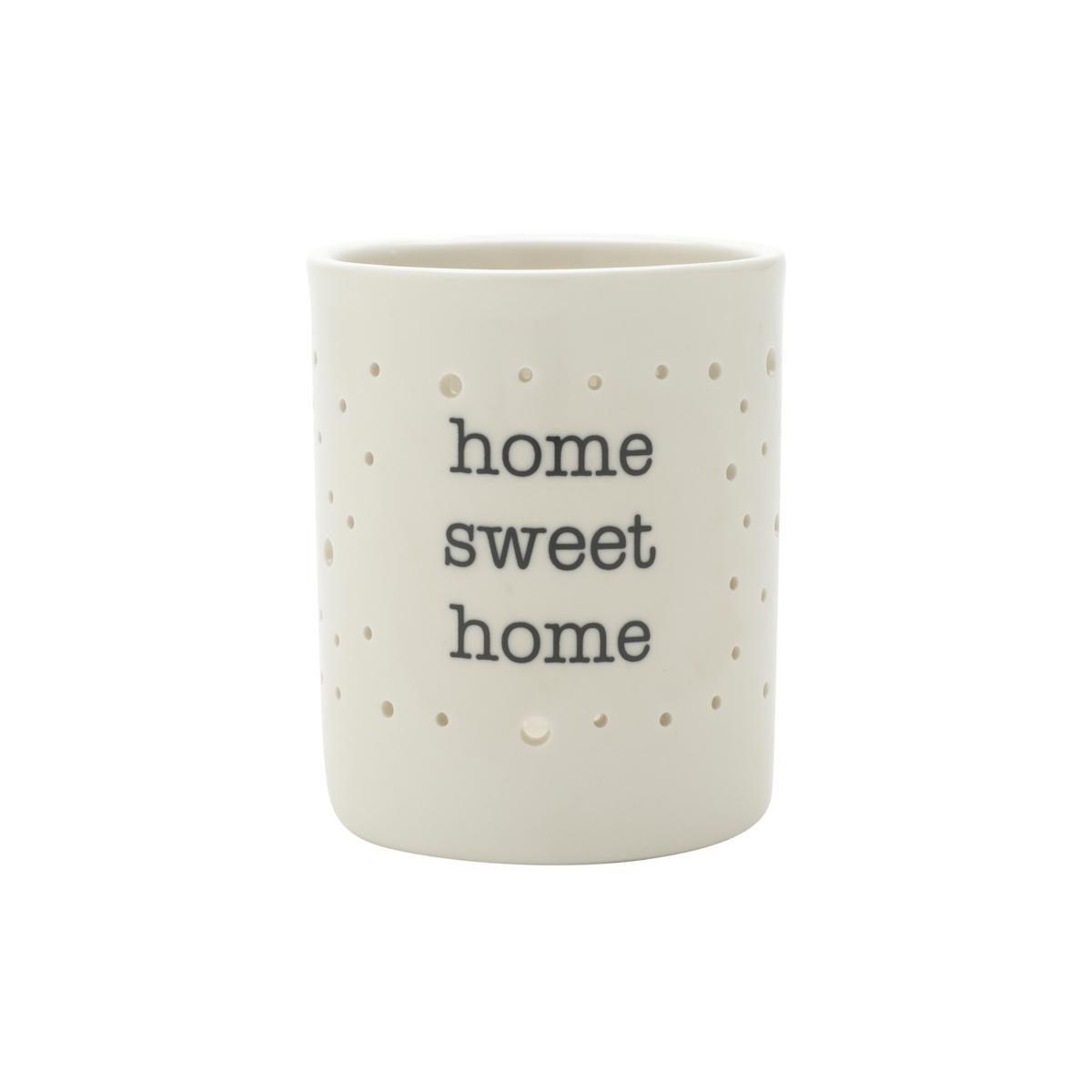 Home Sweet Home - Porta Velas / Lanterna