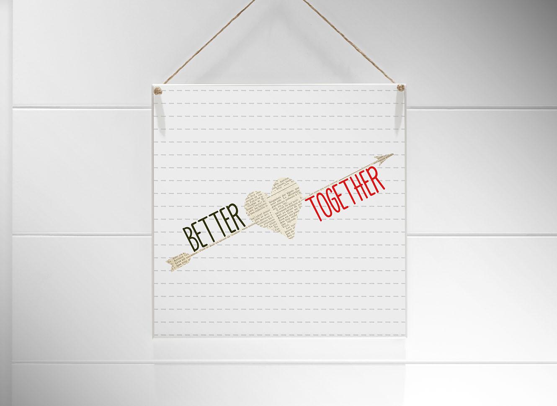 Better Together - Quadrinho
