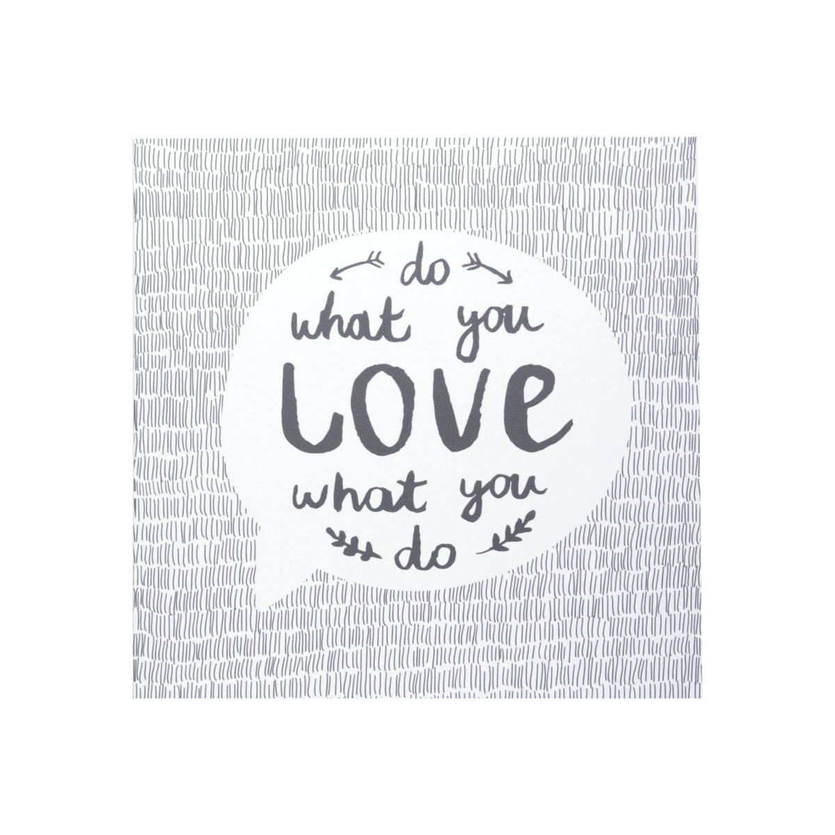 Do What You Love - Tela Decorativa