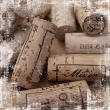 Rolhas de Vinho - Quadros
