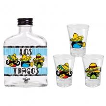 Los 3 Tragos - Kit Tequila