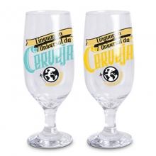 Linguagem Universal da Cerveja - Conjunto De 2 Copos