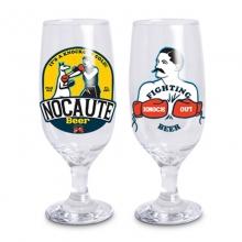 Nocaute Beer - Conjunto  de 2 Copos