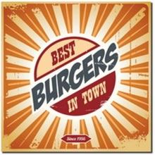 Best Burgers - Quadros