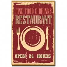 Restaurant Fine Food - Quadros