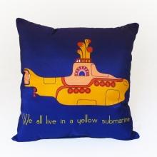 Submarino Amarelo - Almofada