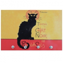 Chat Noir -  Porta Chaves