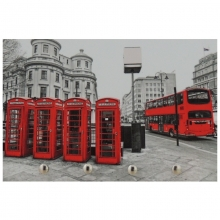 Londres -  Porta Chaves