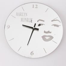 Marilyn em Vidro - Relógio