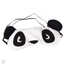 Panda - Máscara de Dormir Almofadada