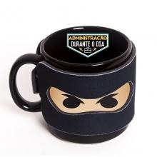 Administração - Ninja das Profissões - Caneca