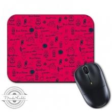 Rojo - Frida Kahlo - Mousepad