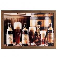 Cerveja Alemã - Quadros Retrô