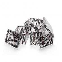 Zebra - Kit Caixas Organizadoras