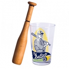 The batter lemons - Kit Caipirinha Baseball