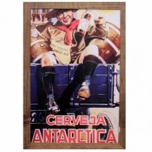 Cerveja Antárctica - Quadro