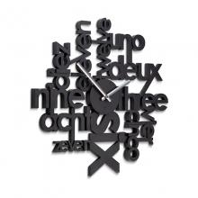 Línguas - Relógio
