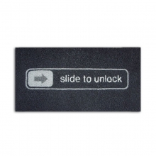 Slide to Unlock - Capacho