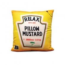 Relax Mustard - Almofada