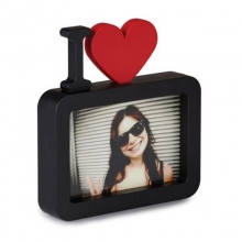 I Love...- Porta Retrato