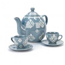 Turquia - Conjunto de Chá