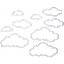 Nimbus - Conjunto Decorativo para Parede (9 peças)