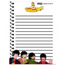 Beatles - Porta Recados de Geladeira