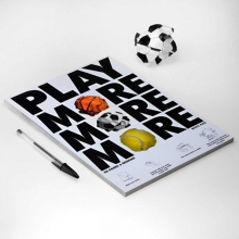 Play More - Bloco de Papel